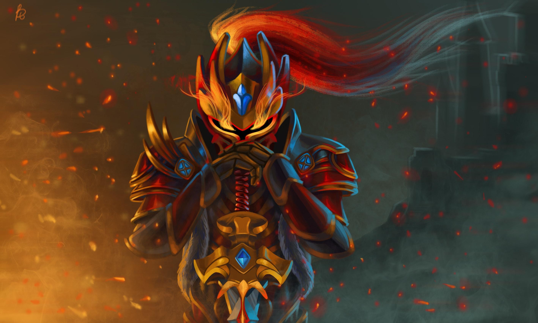 dota2 dragon knight hd wallpapers
