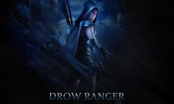 Dota2 : Drow Ranger Wallpaper