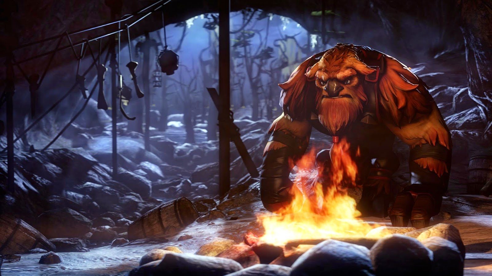 Dota2 : Earthshaker Wallpaper