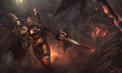 Dota2 : Legion Commander Wallpaper