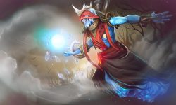 Dota2 : Lich full hd wallpapers