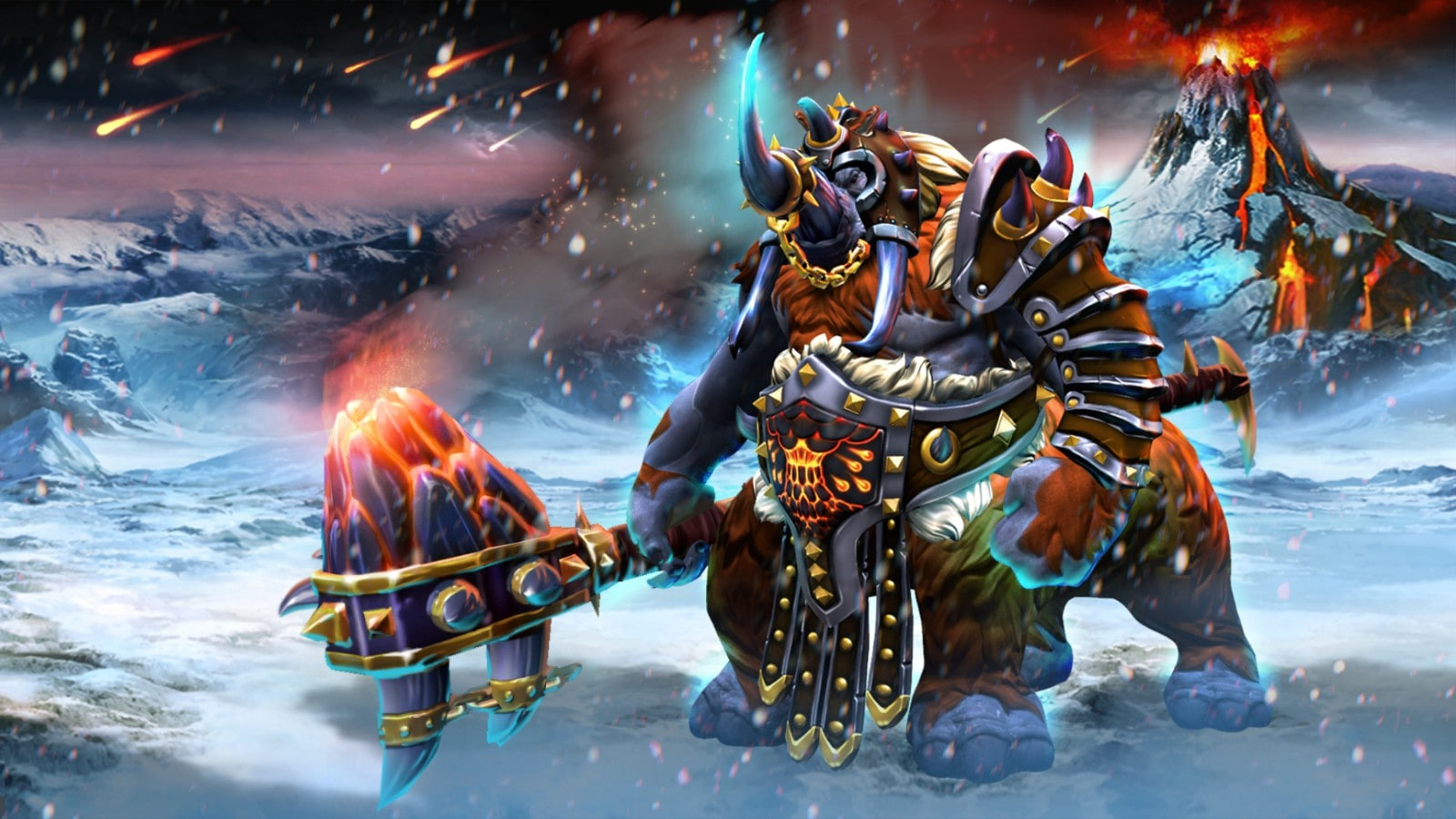 Dota2 : Magnus HD pictures