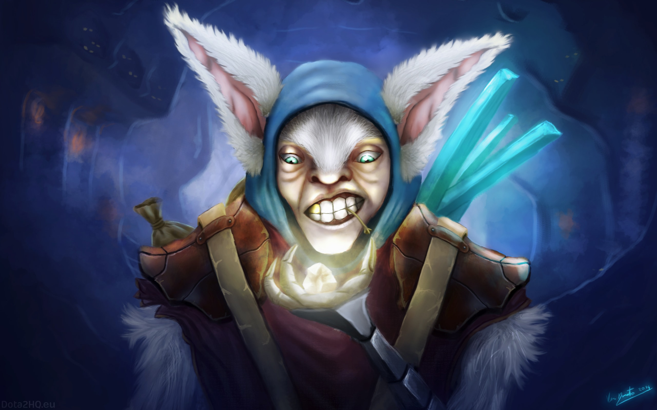 Dota2 : Meepo HD pictures