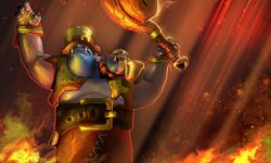 Dota2 : Ogre Magi widescreen for desktop