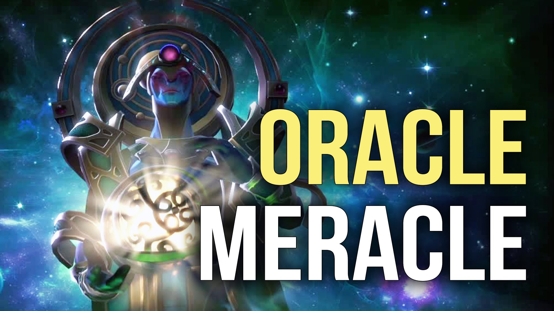 Dota2 : Oracle full hd wallpapers