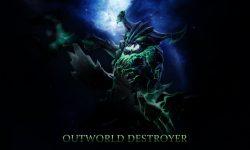 Dota2 : Outworld Devourer full hd wallpapers