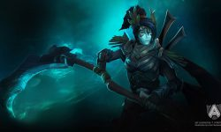 Dota2 : Phantom Assassin full hd wallpapers