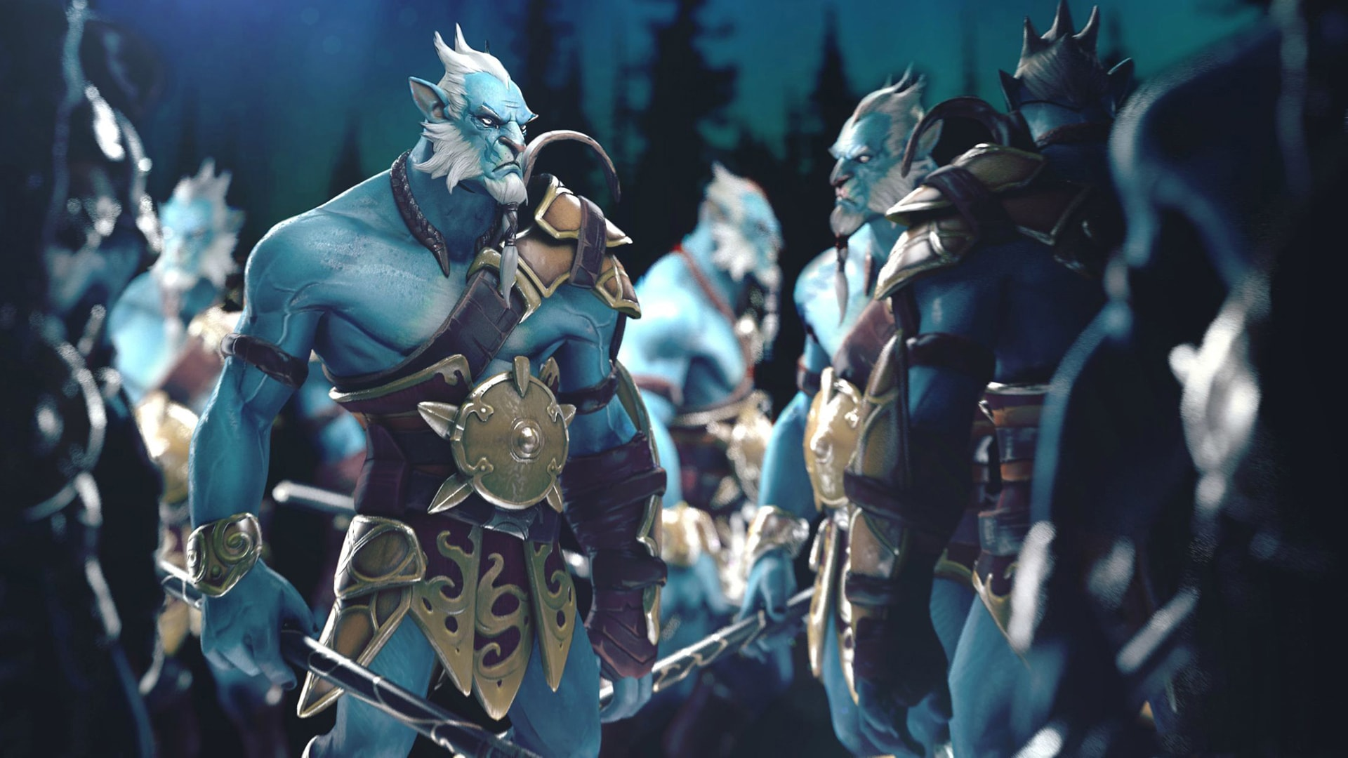 Dota2 : Phantom Lancer Wallpaper