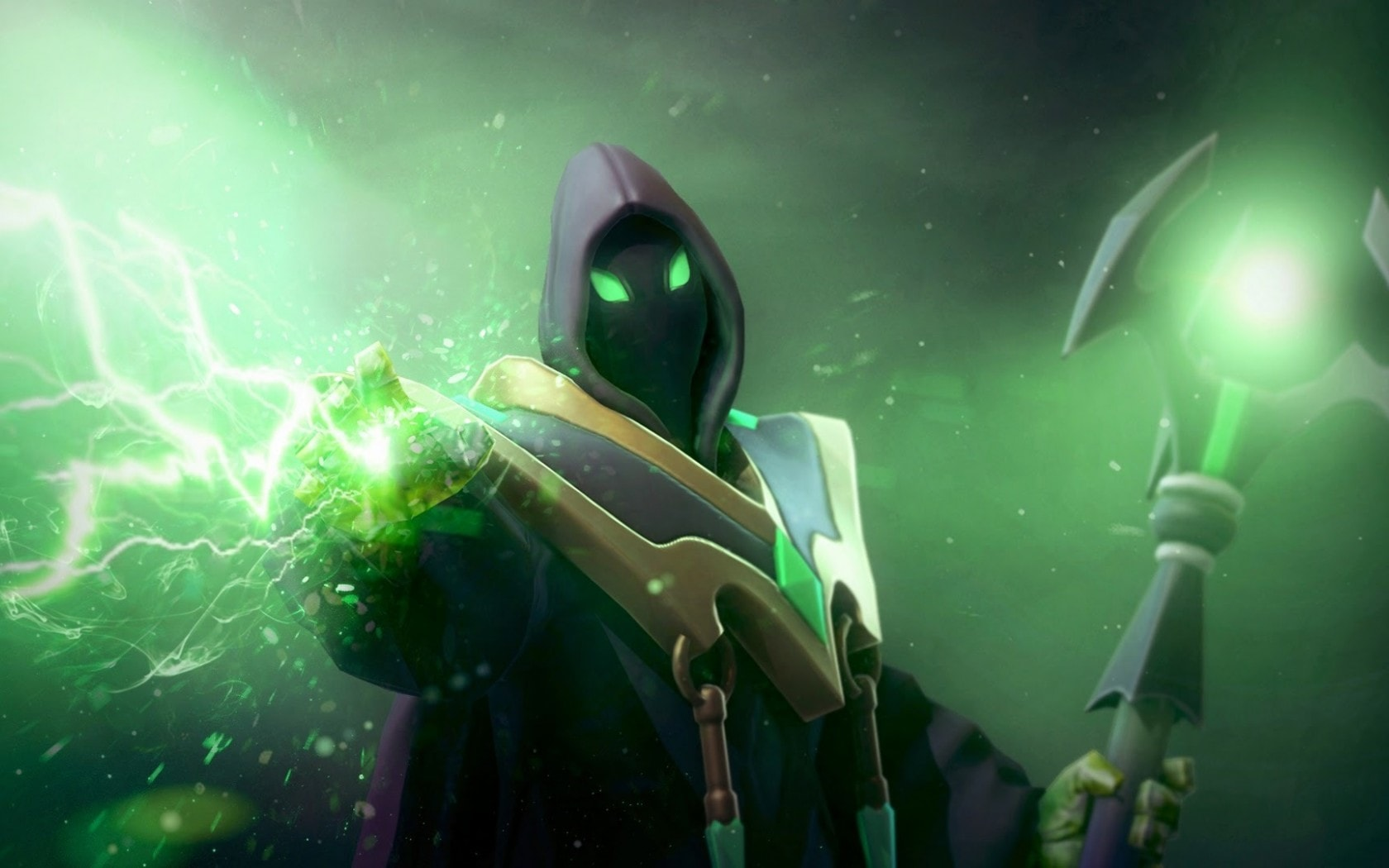 Dota2 : Rubick full hd wallpapers