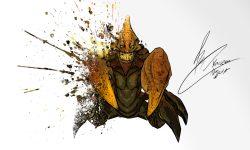 Dota2 : Sand King full hd wallpapers
