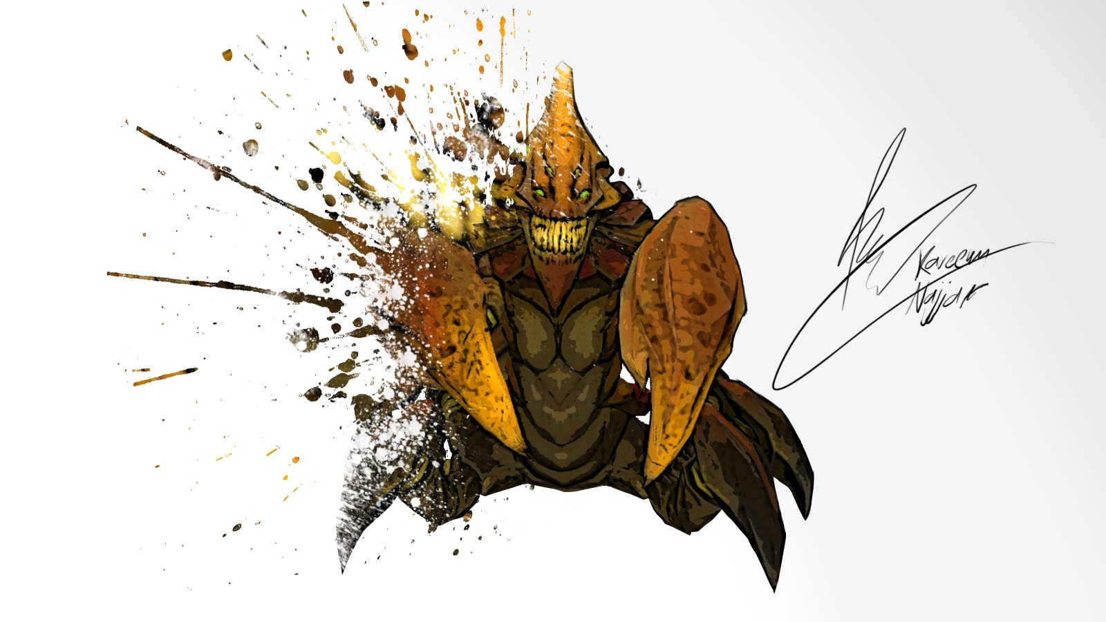 Dota2 : Sand King full hd wallpapers