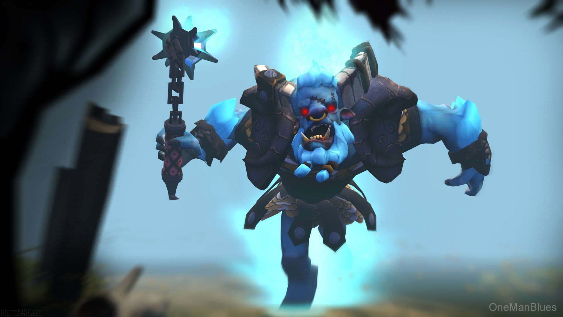 Dota2 : Spirit Breaker full hd wallpapers
