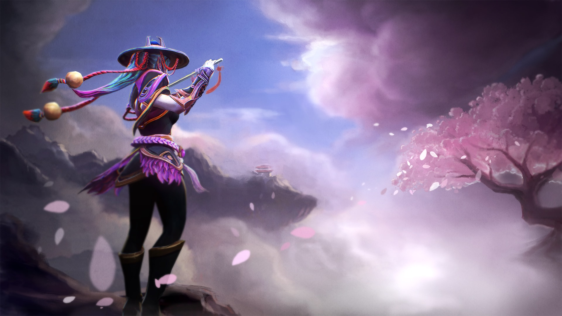 Dota2 : Templar Assassin Wallpaper