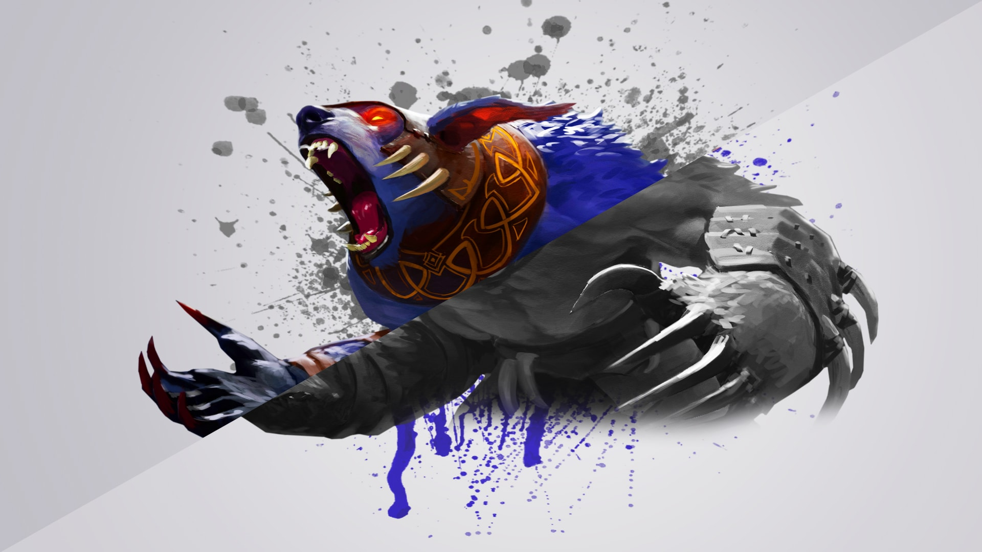 Dota2 : Ursa Wallpaper