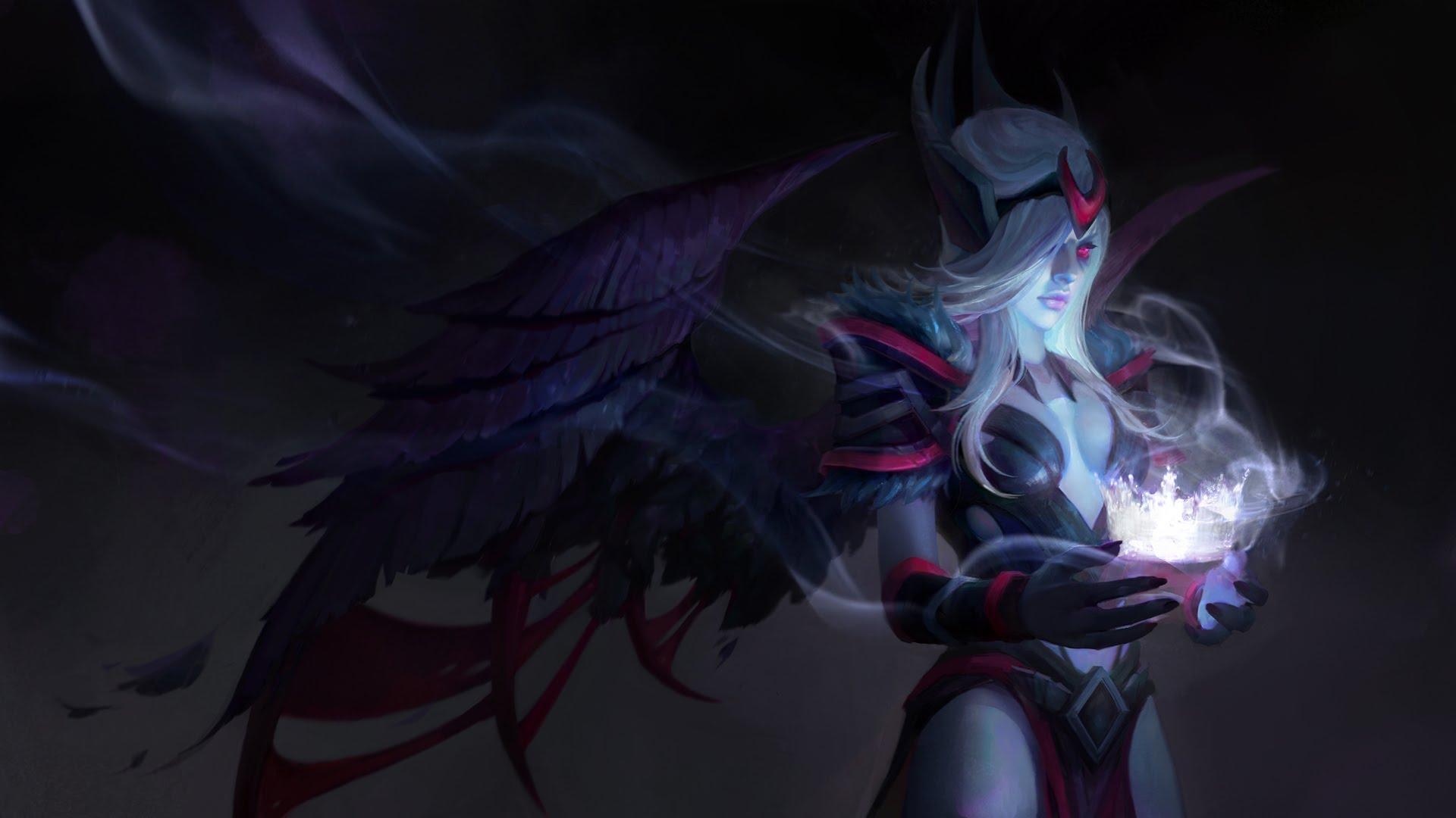 Dota2 : Vengeful Spirit Wallpaper