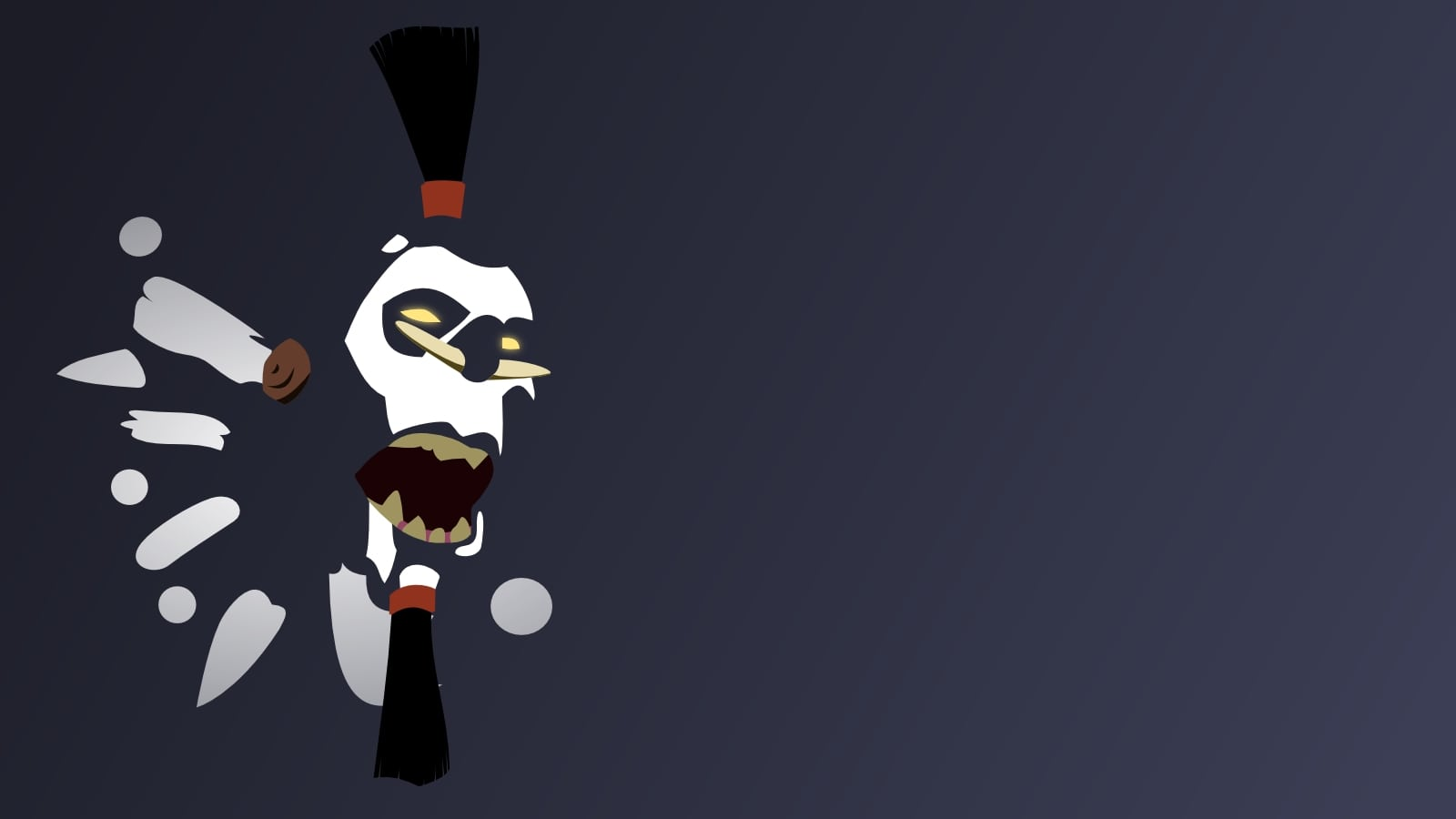 Dota2 : Witch Doctor full hd wallpapers