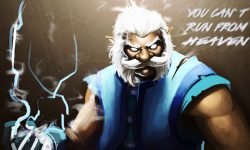 Dota2 : Zeus Pictures
