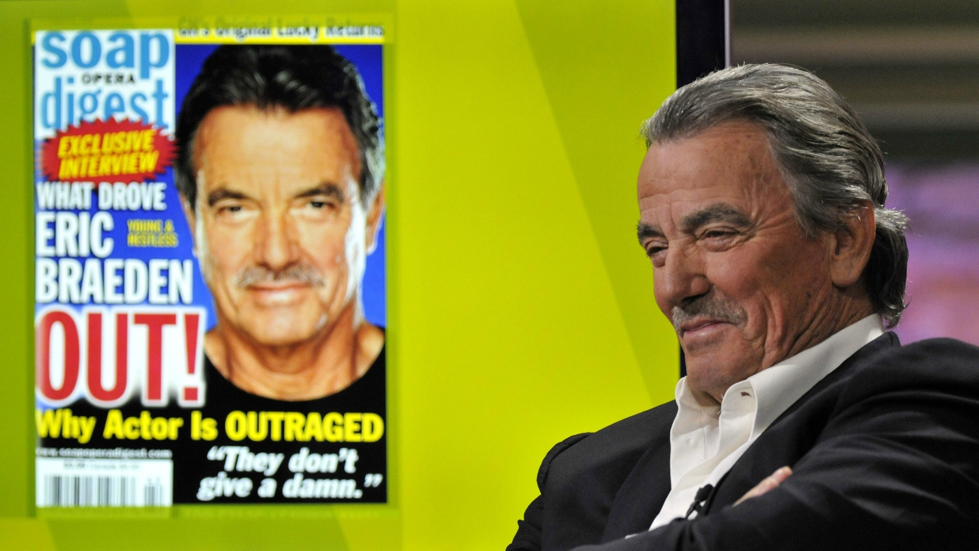 Eric Braeden Wallpaper