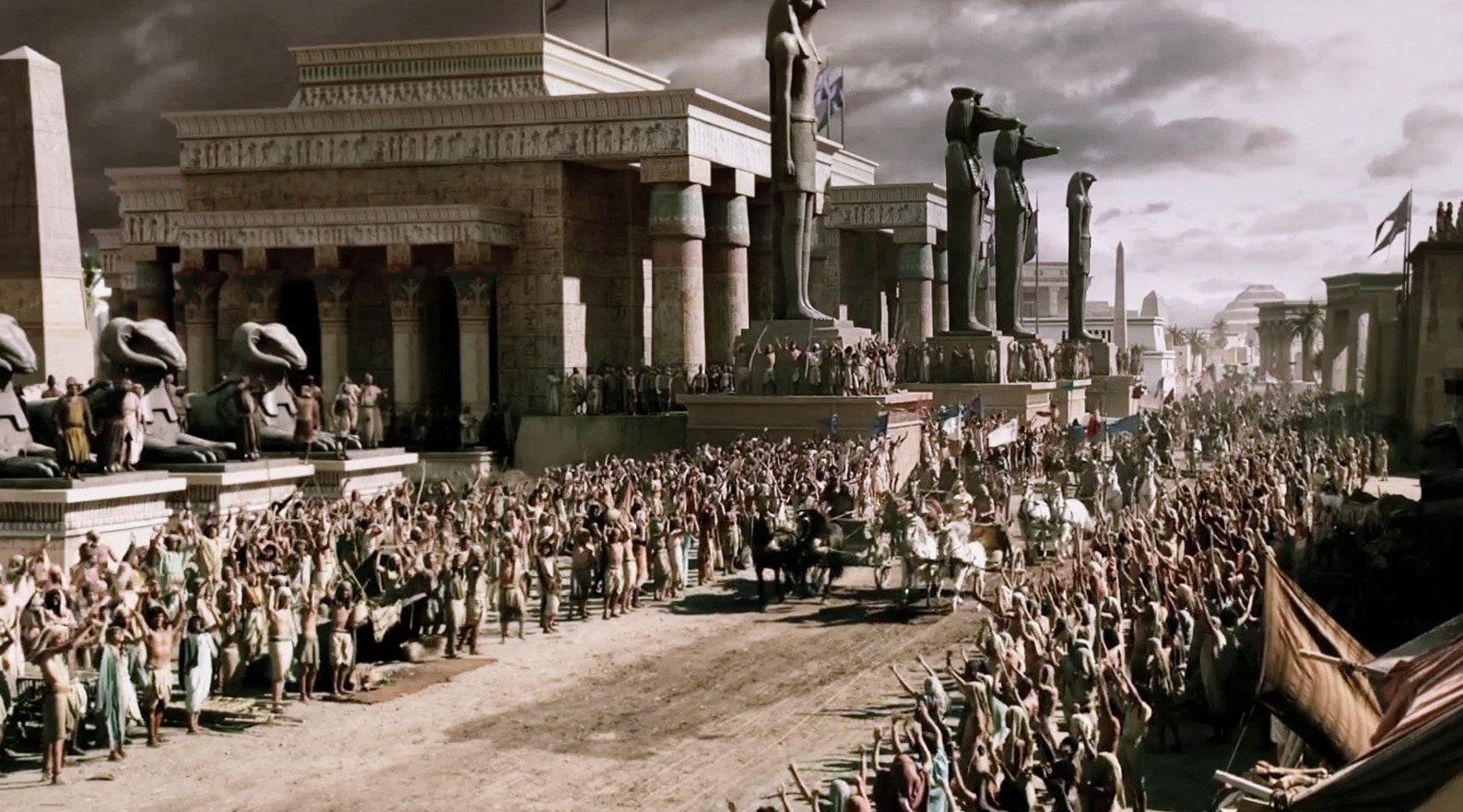 Exodus: Gods And Kings Wallpaper