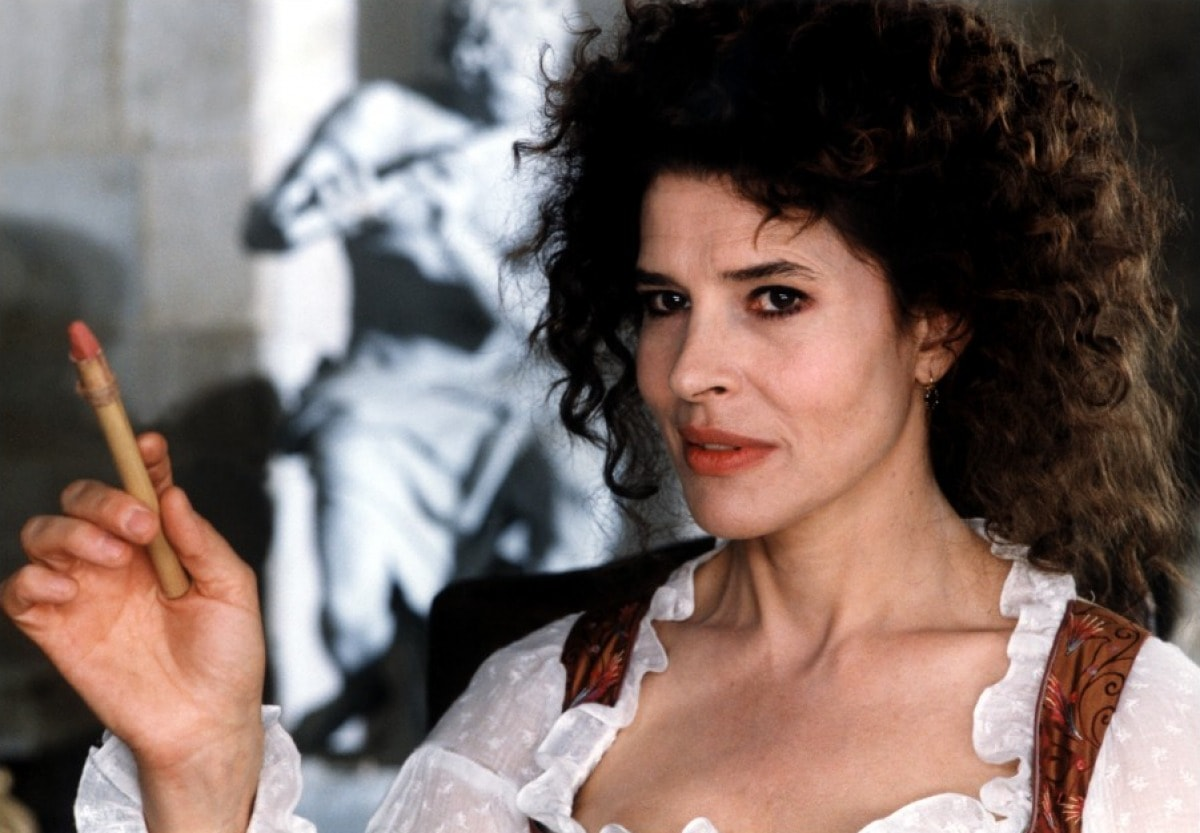 Fanny Ardant Wallpaper