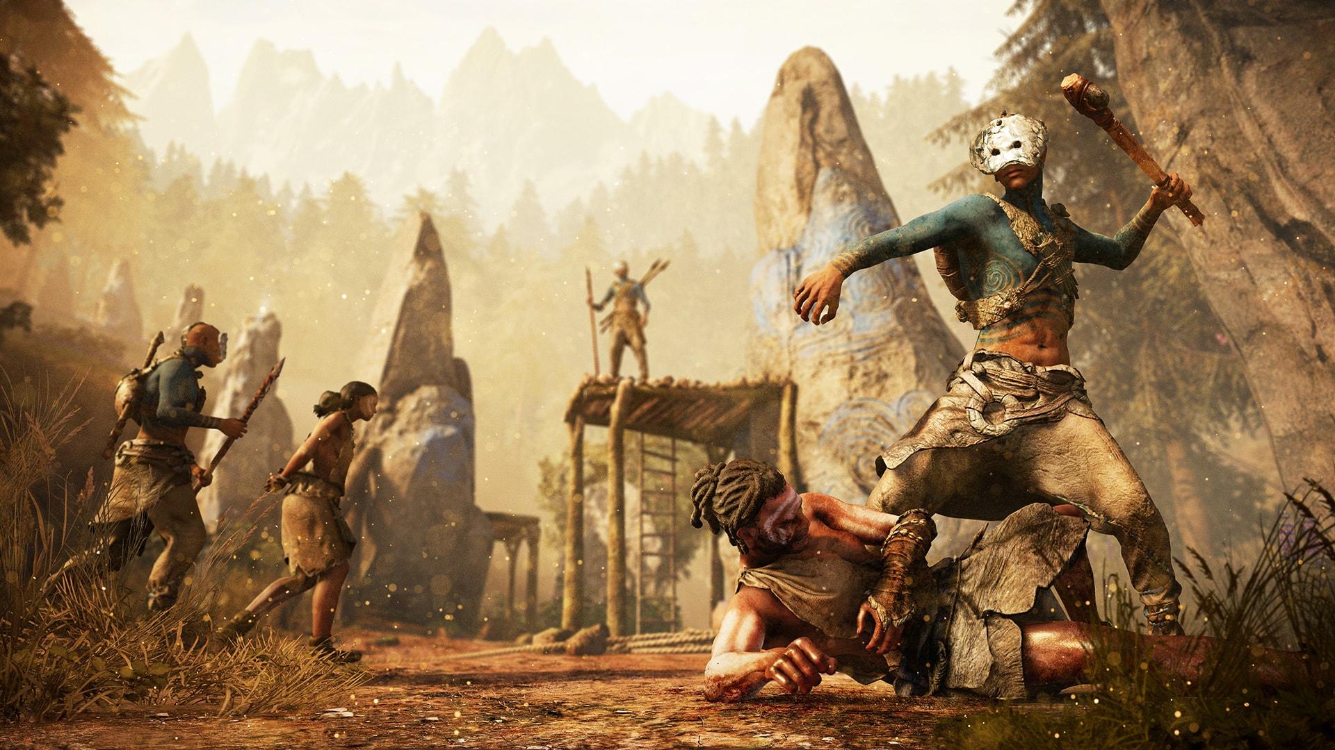 Far Cry Primal Wallpaper