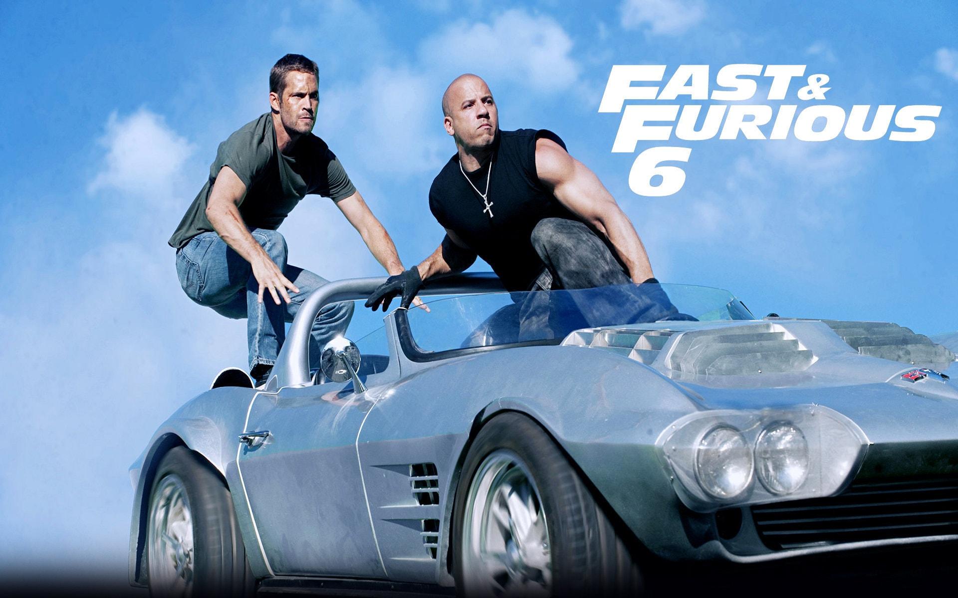 Fast & Furious 6 Wallpaper