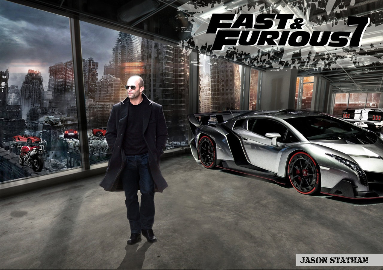 Fast & Furious 7 Wallpaper