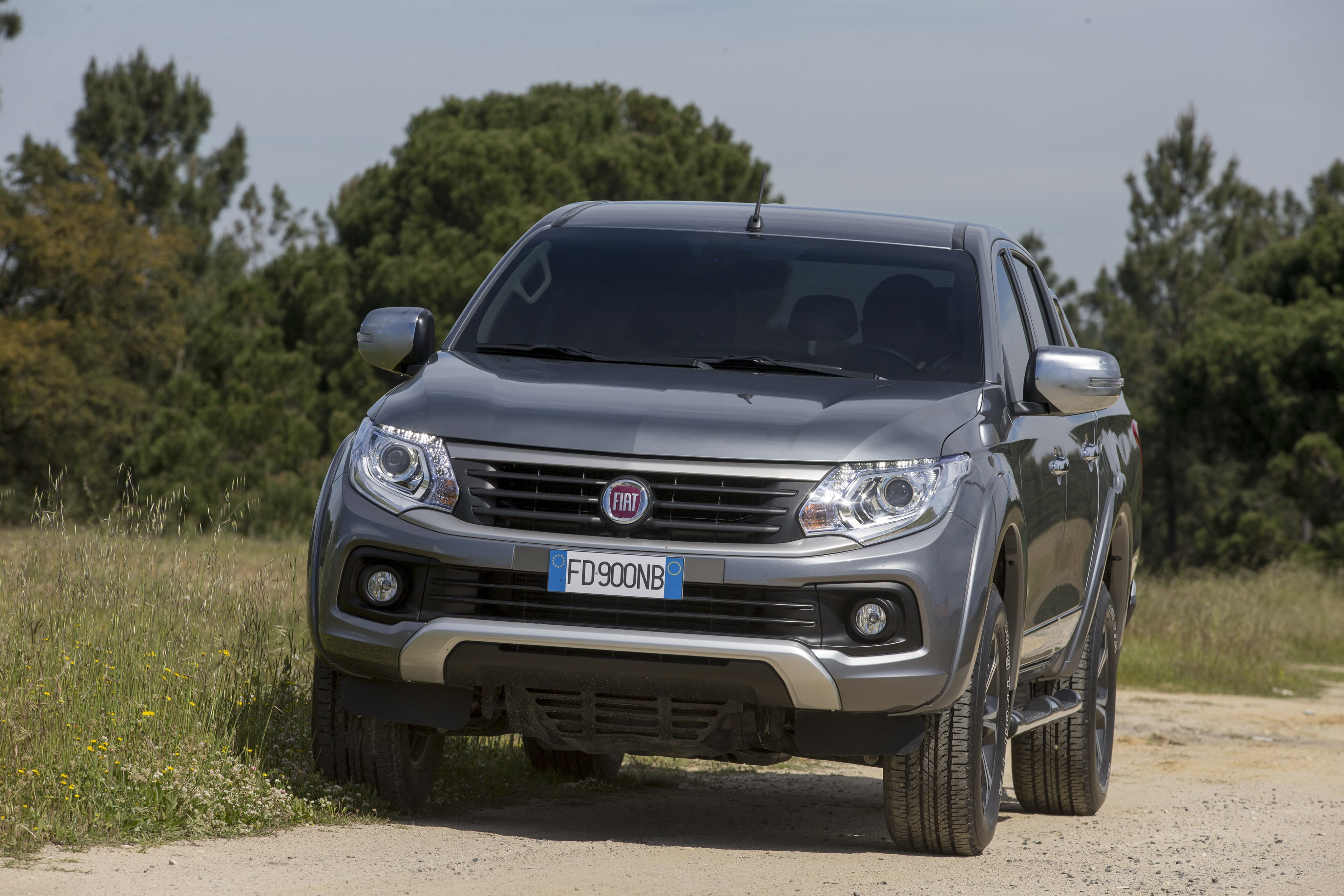 Fiat Fullback Wallpaper