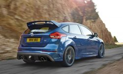 Ford Focus 3 RS Wallpaper
