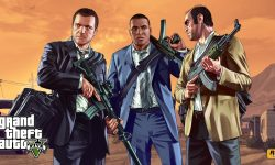 GTA 5 widescreen for desktop