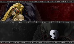 Guilty Gear: Eddie Backgrounds