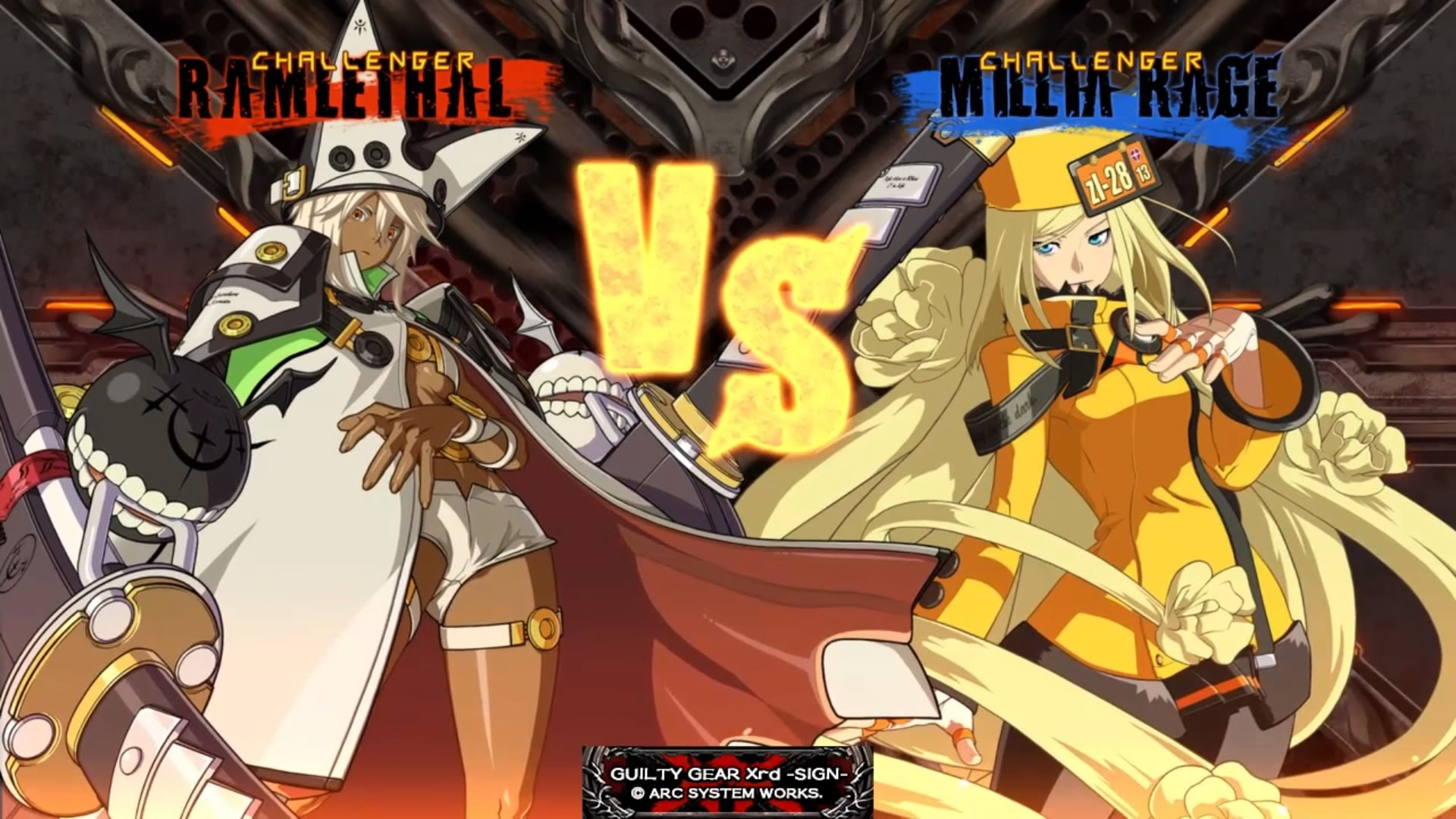 Guilty Gear: Millia Rage Wallpaper