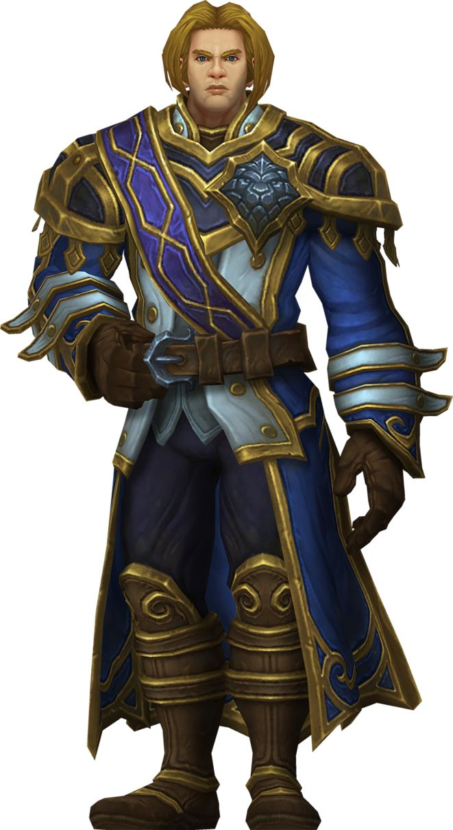 Hearthstone: Anduin Wrynn Pictures