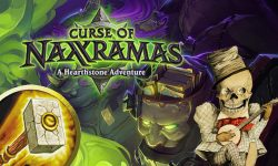 Hearthstone: Curse of Naxxramas Background