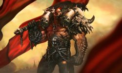 Hearthstone: Garrosh Hellscream Backgrounds