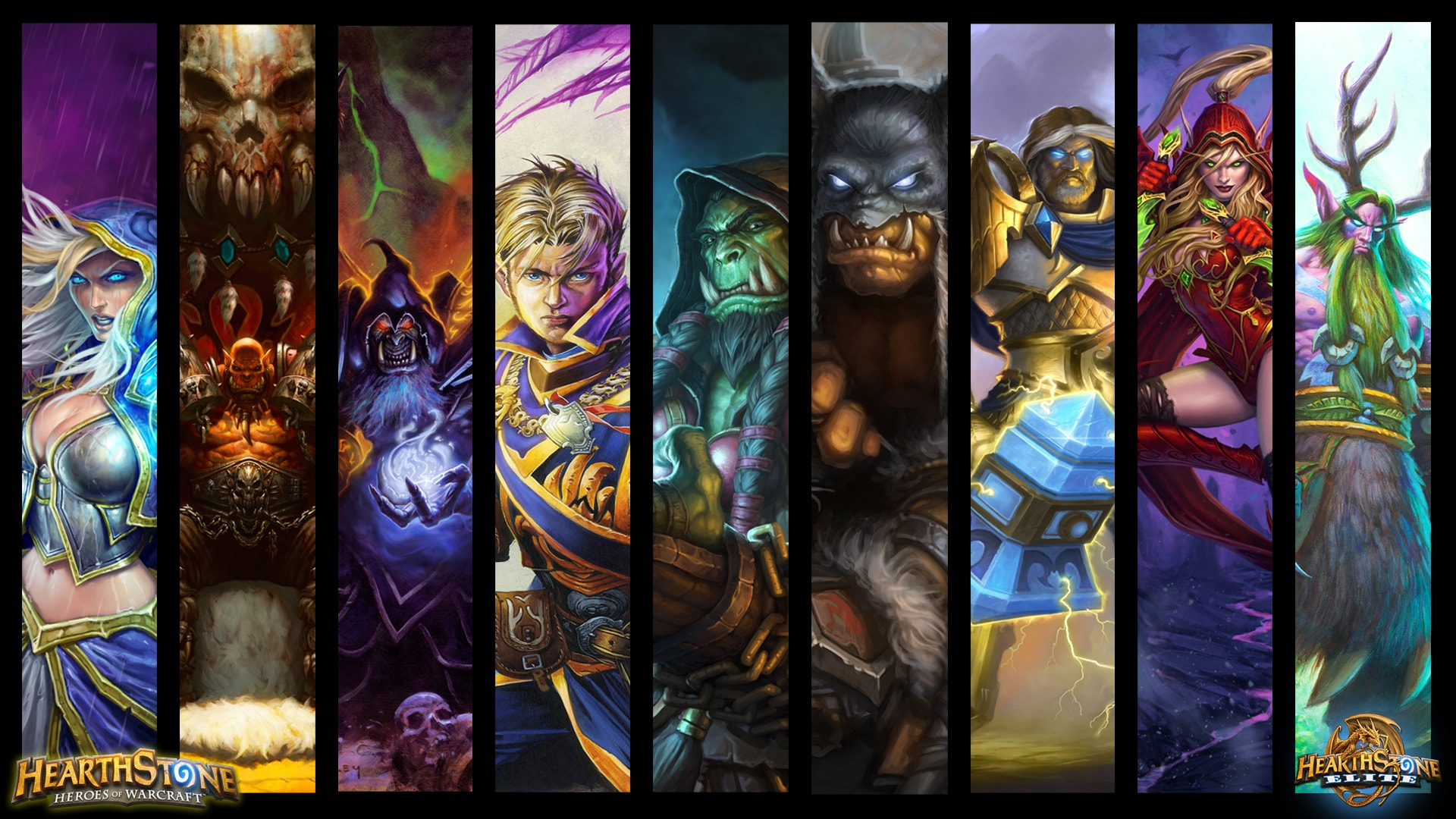 Hearthstone: Heroes Of Warcraft Wallpaper