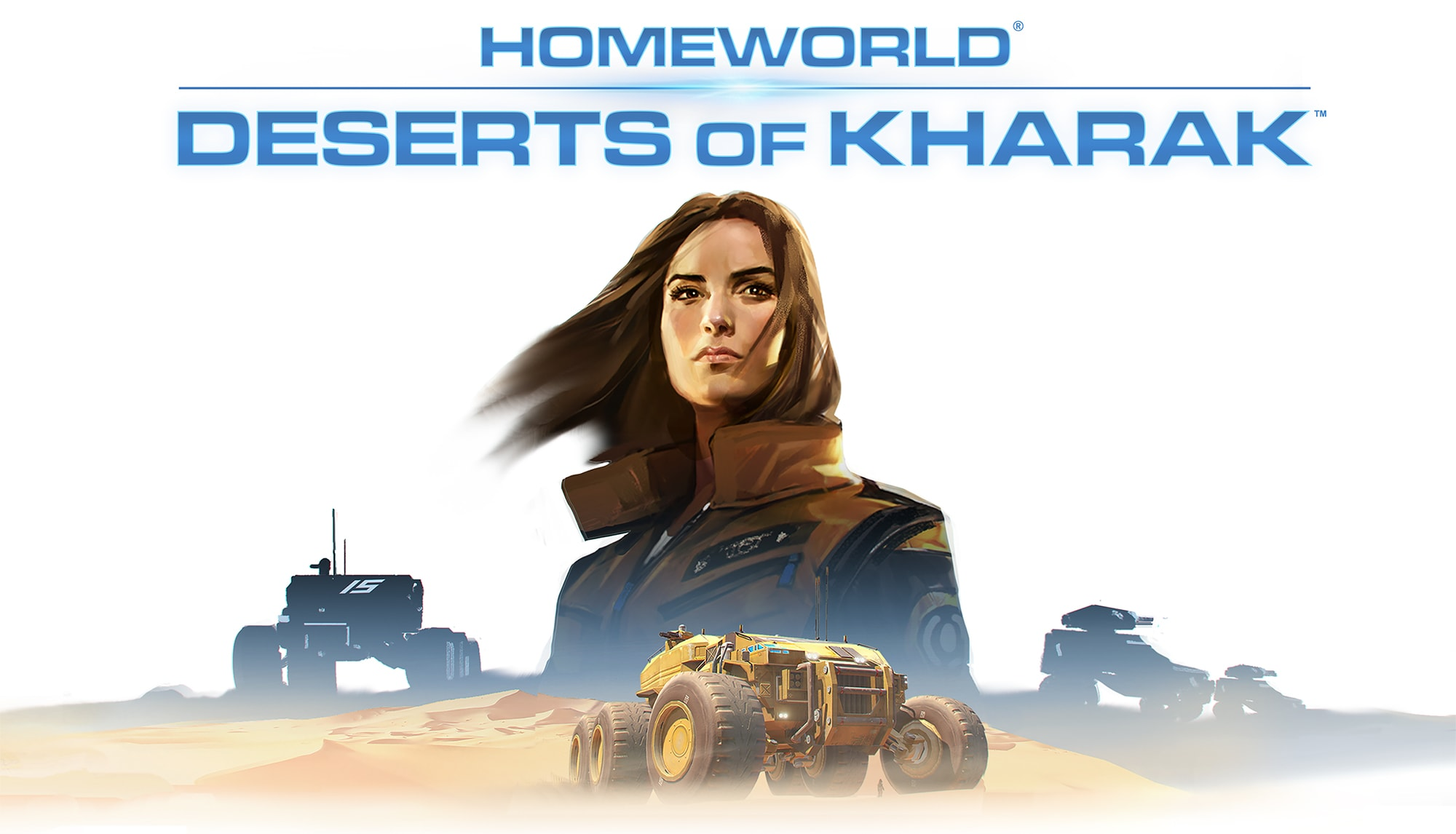 Homeworld: Deserts of Kharak Wallpaper