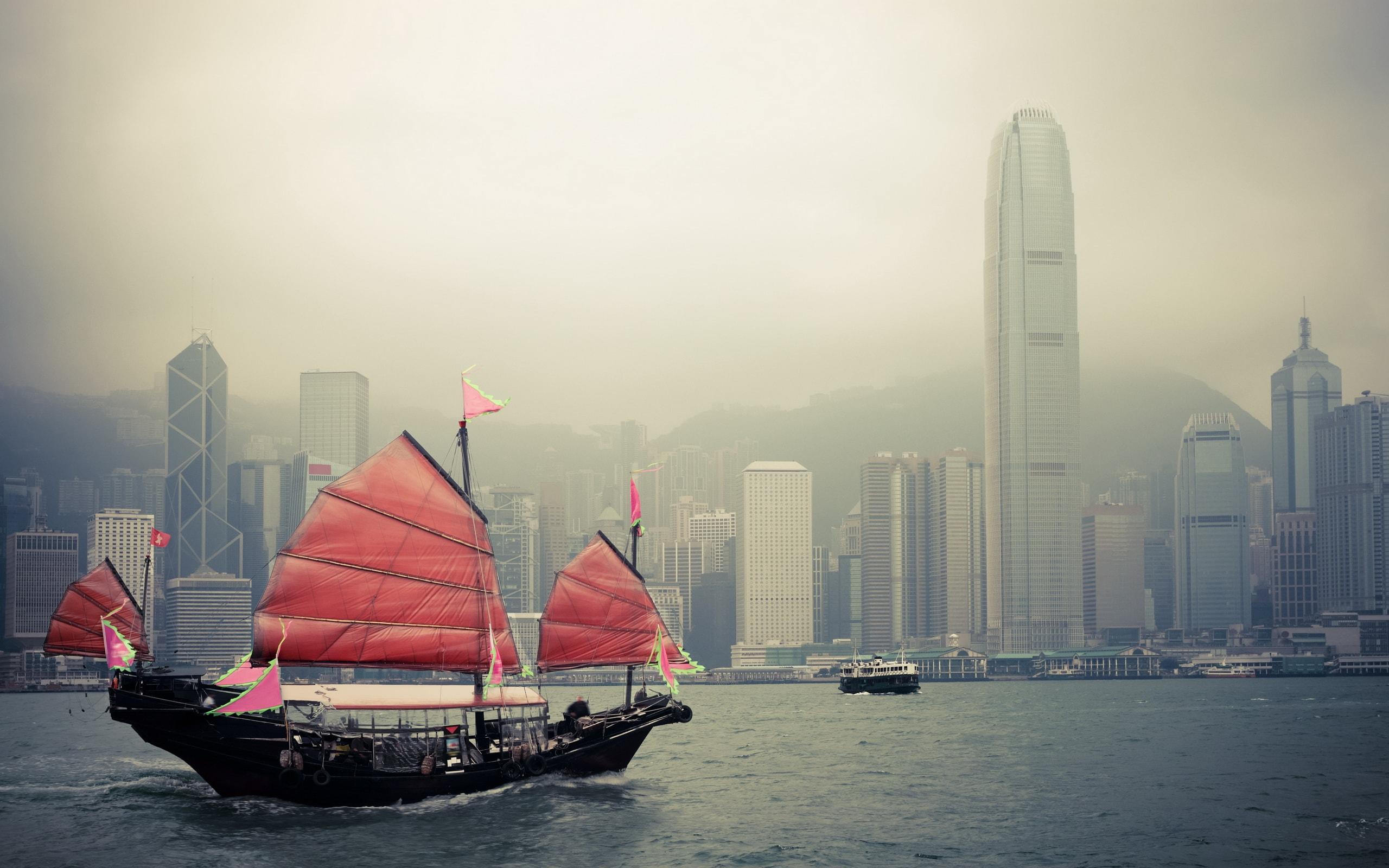 Hong Kong Wallpaper