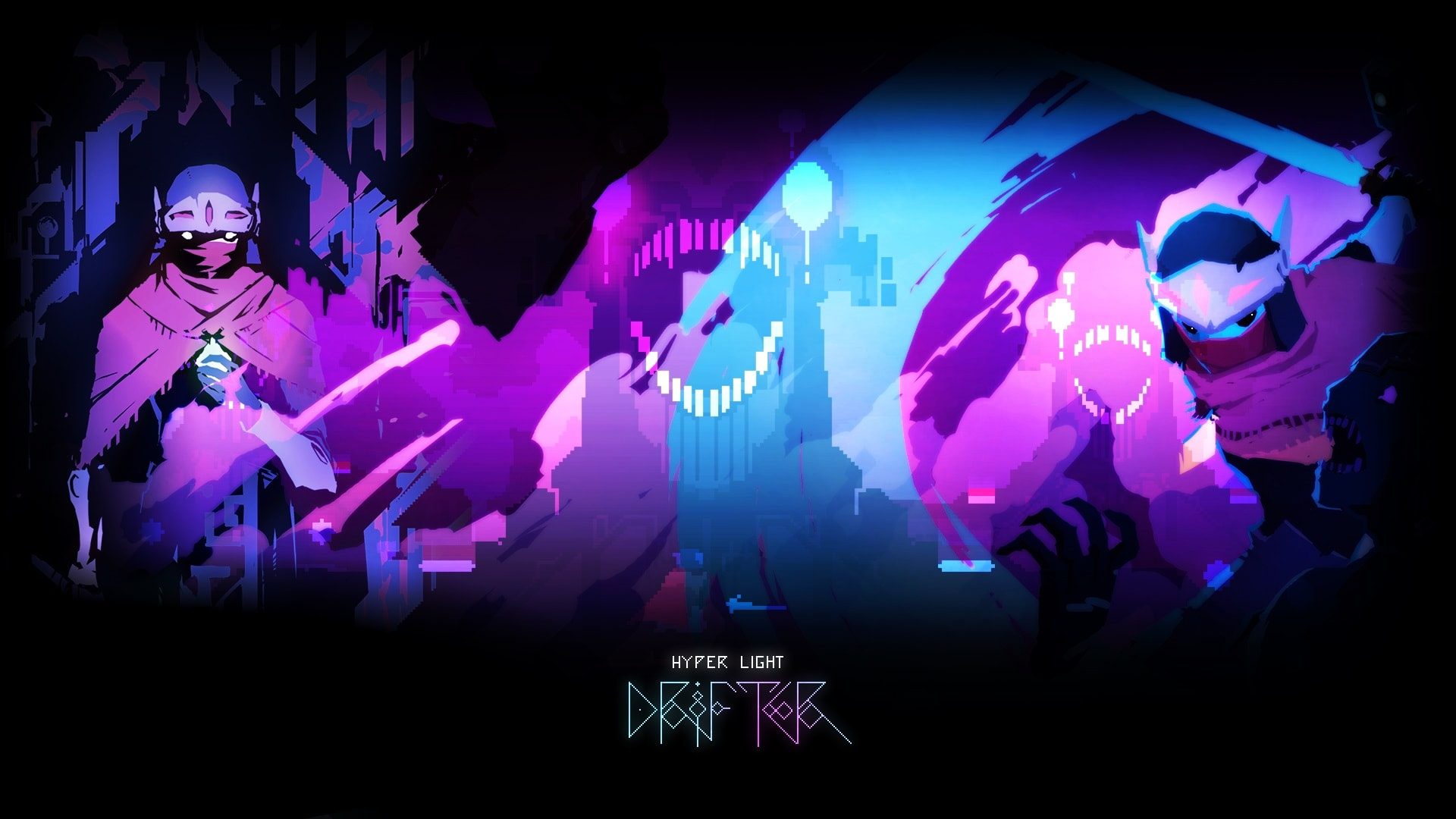 Hyper Light Drifter Wallpaper