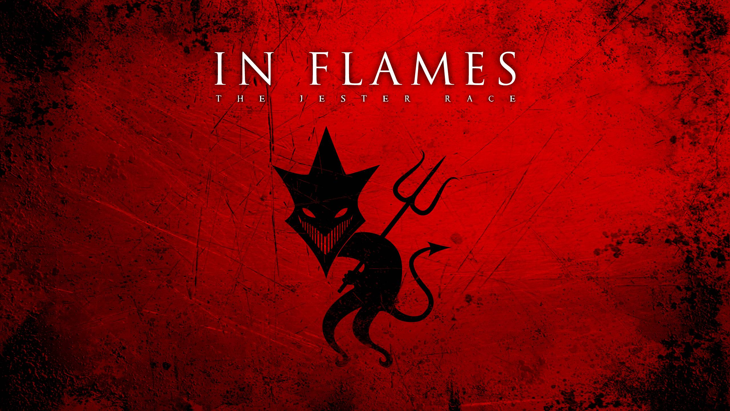 In Flames Wallpaper