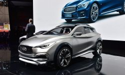 Infiniti QX30 Wallpaper