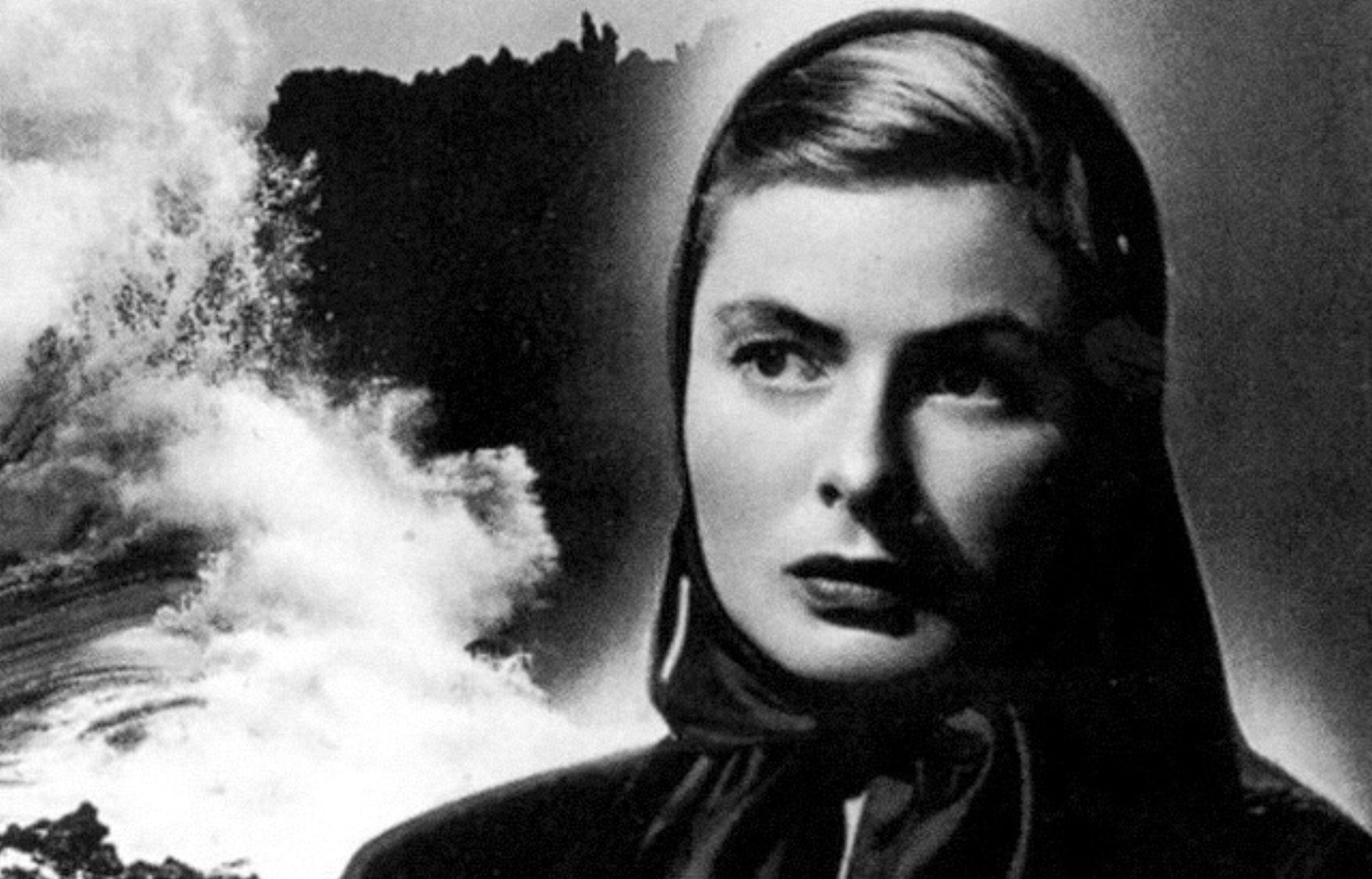 Ingrid Bergman Wallpaper