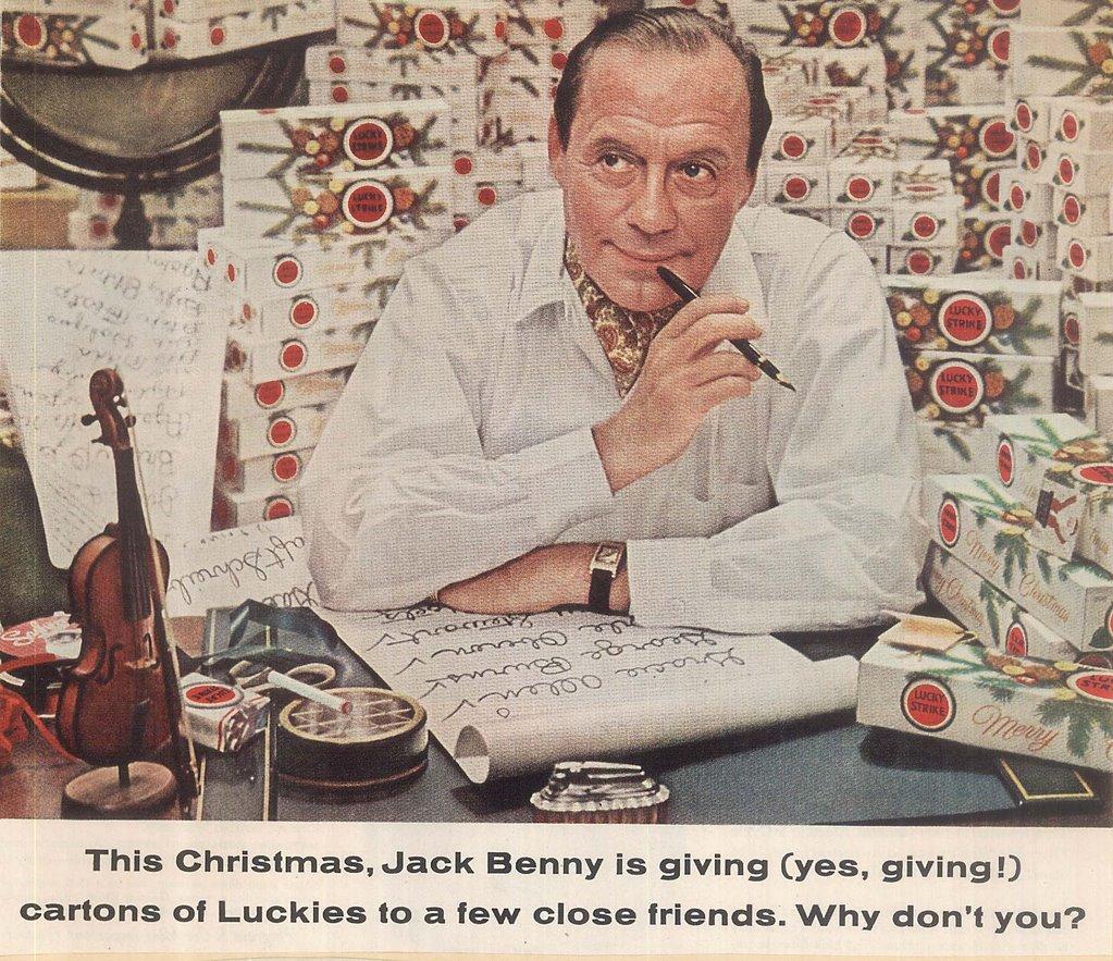 Jack Benny Backgrounds
