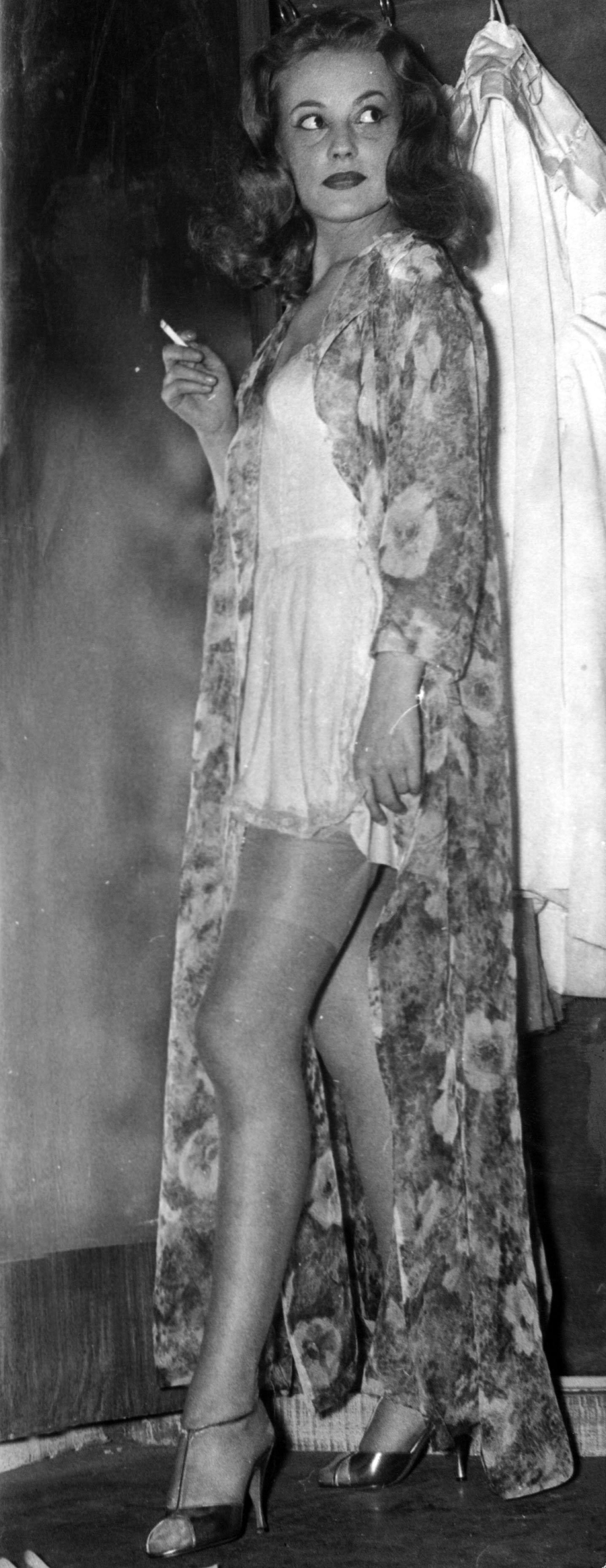 Jeanne Moreau Wallpaper