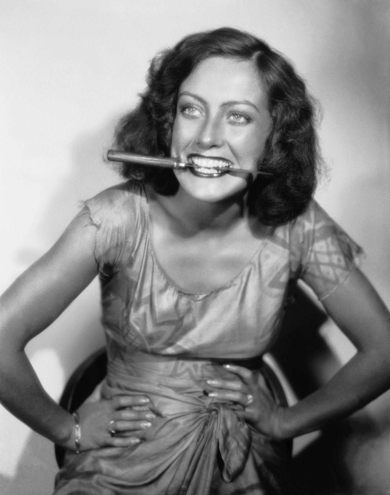 Joan Crawford Wallpaper