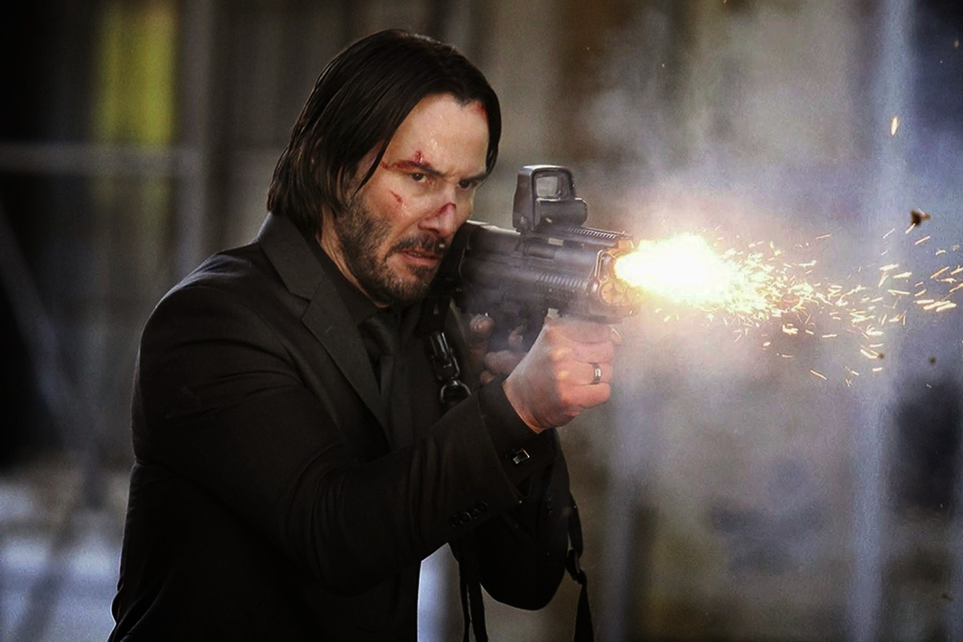John Wick widescreen for desktop