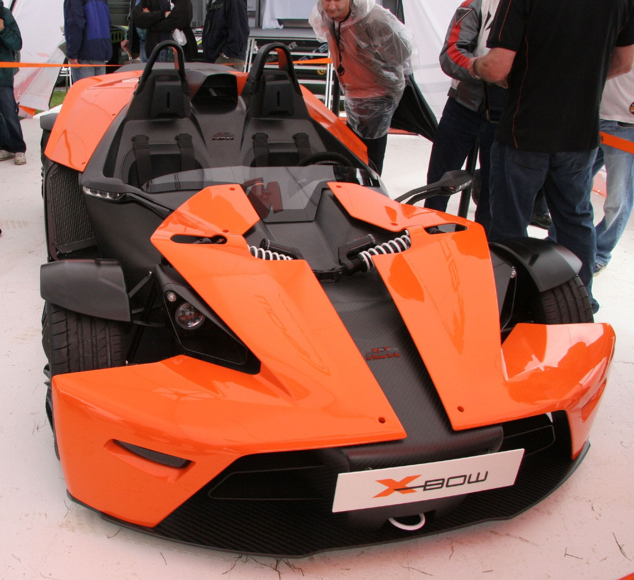 KTM X-Bow Pictures