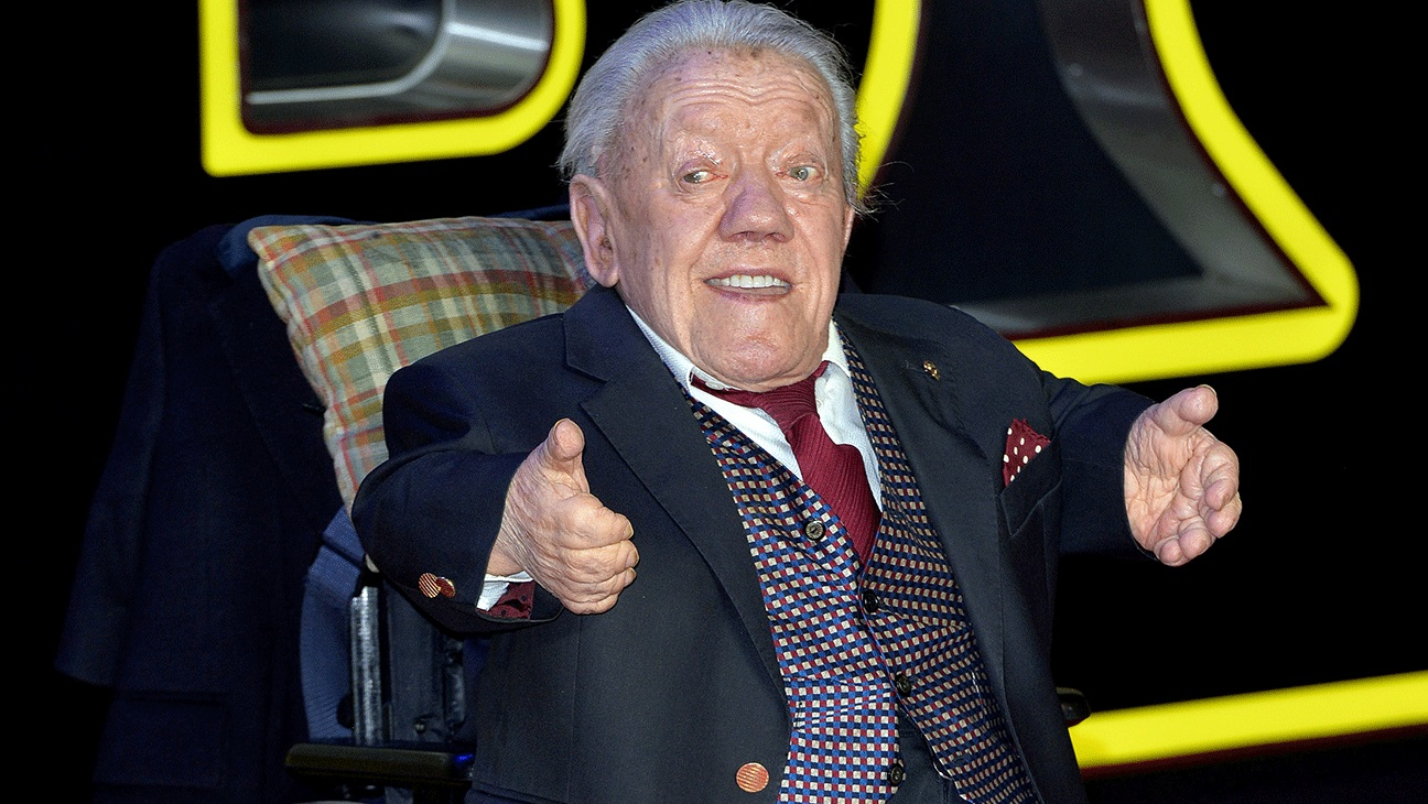 Kenny Baker Wallpaper
