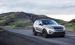 Land Rover Discovery 5 Wallpaper