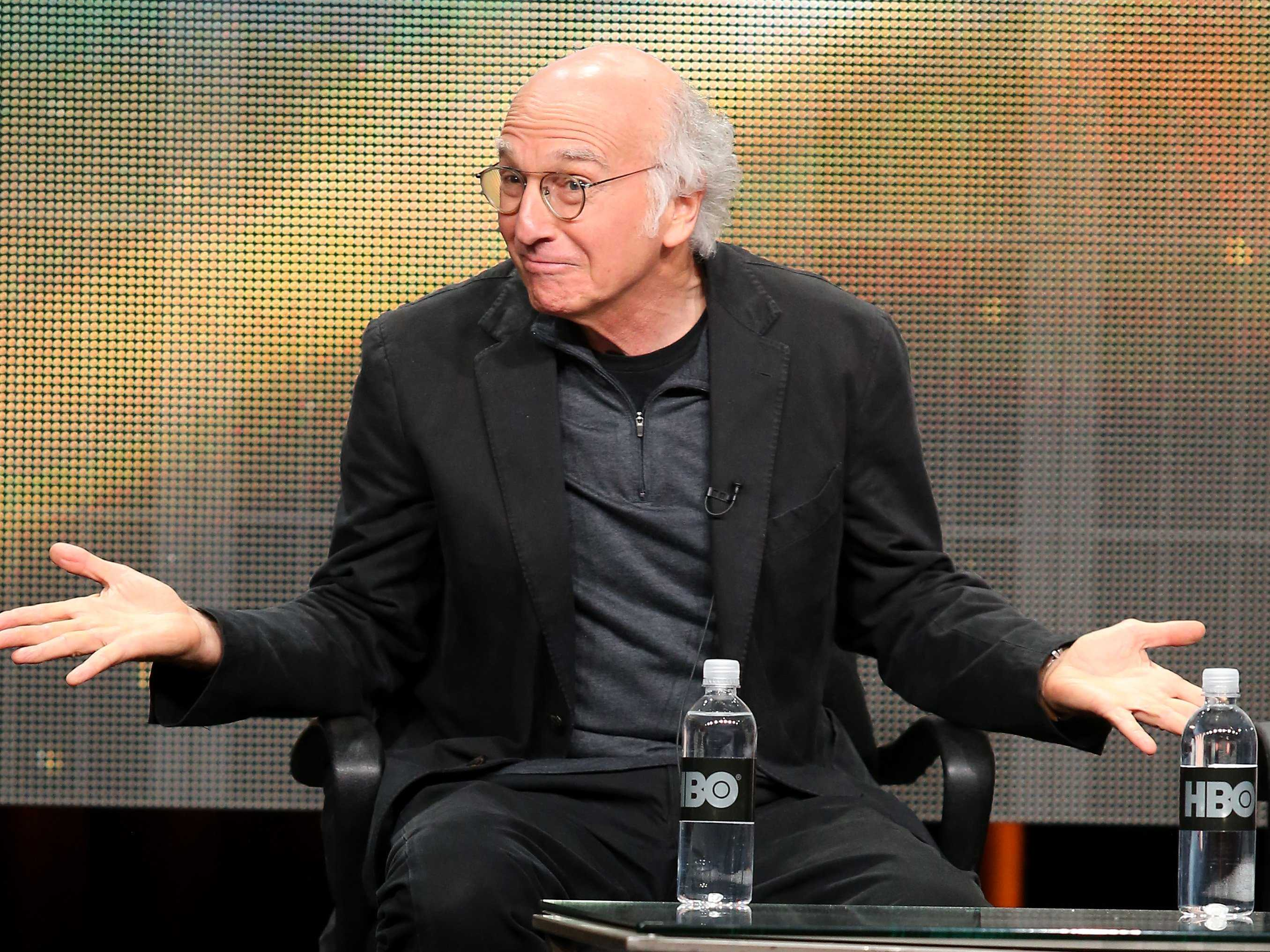 Larry David Wallpaper